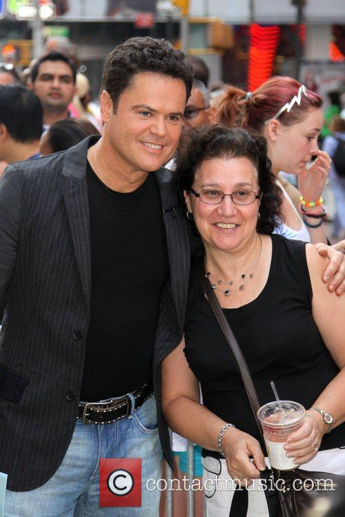 Donny Osmond and Dancing With The Stars 5