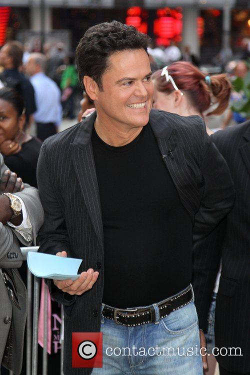 Donny Osmond and Dancing With The Stars 4