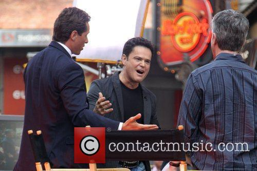 Donny Osmond and Dancing With The Stars 6