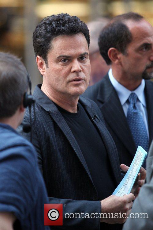 Donny Osmond and Dancing With The Stars 7