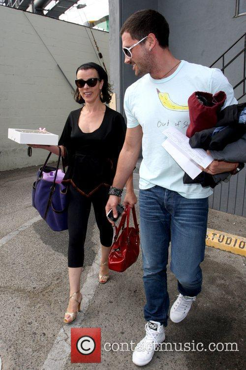 Debi Mazar and Dancing With The Stars 8