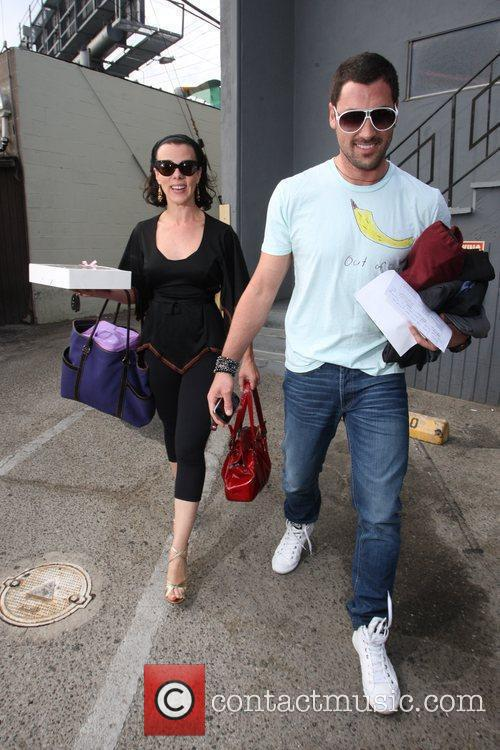 Debi Mazar and Dancing With The Stars 9