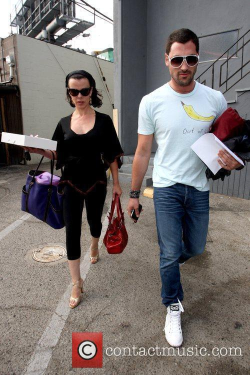 Debi Mazar and Dancing With The Stars 6