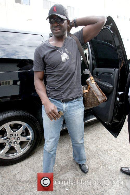 Michael Irvin and Dancing With The Stars 3