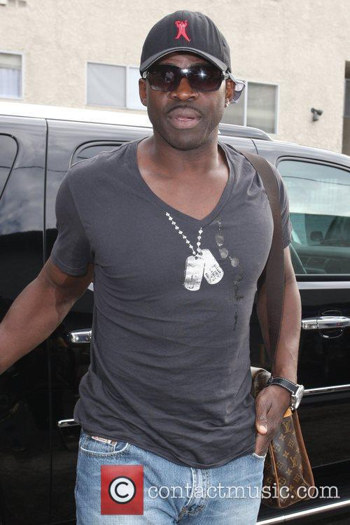 Michael Irvin and Dancing With The Stars 5
