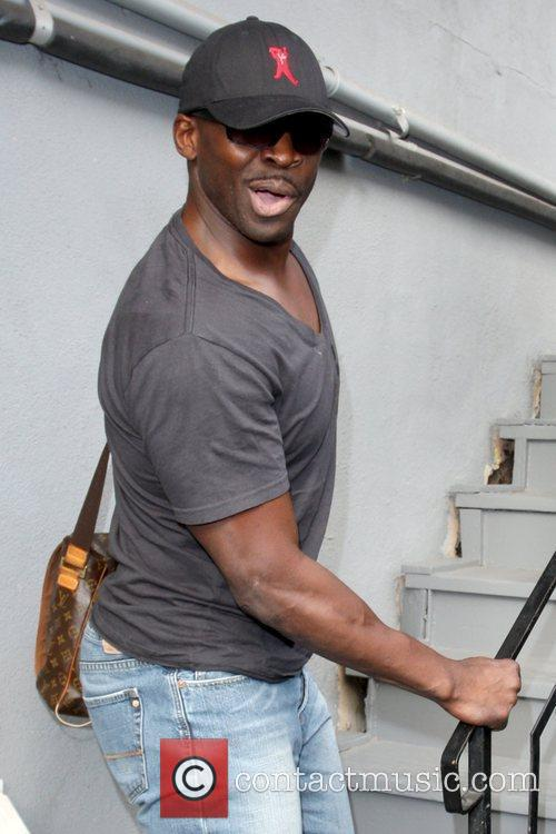 Michael Irvin and Dancing With The Stars 1