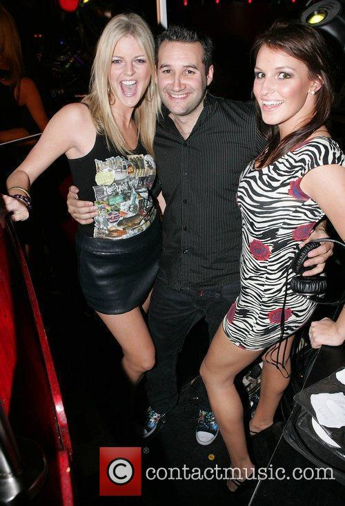 Dane Bowers pictured with Liz Deasy and Michelle...