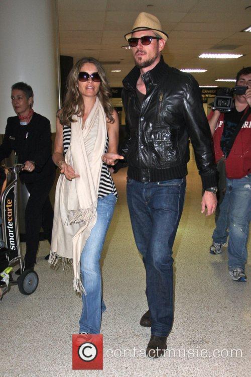 Eric Dane and Rebecca Gayheart 16