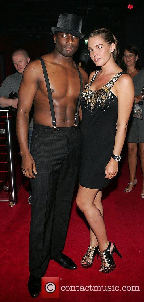 Danielle Lloyd and Yare Jegbefume 9