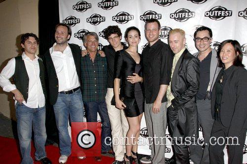 Ashley Springer, Alan Cumming and Emmy Rossum 2