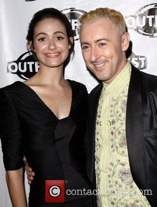 Emmy Rossum and Alan Cumming 1