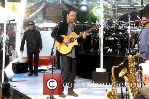 The Dave Matthews Band and Dave Matthews 10