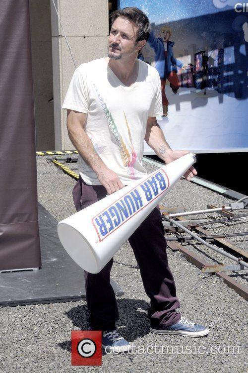 David Arquette, Jennifer Aniston and Madison Square Garden 6