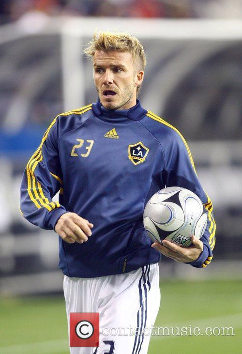 David Beckham and La Galaxy 2
