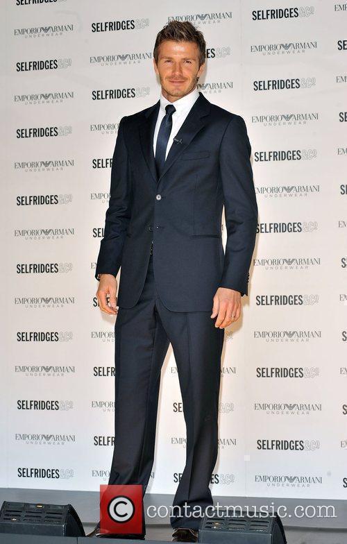 David Beckham 1