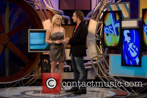 David Bisbal Records Tv Show Flashazo Vip Union 2