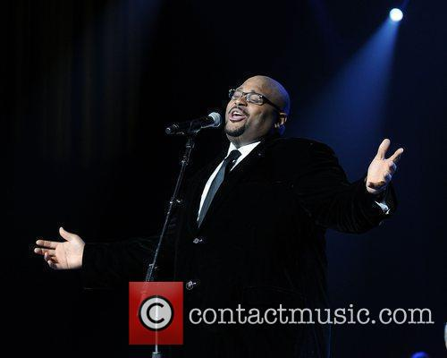 Ruben Studdard David Foster And Friends perform in...