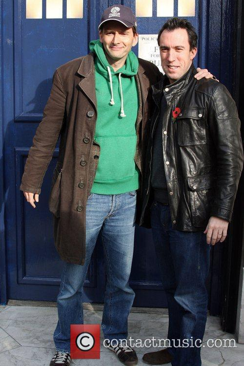 David Tennant and Christian O'Connell leaving Absolute Radio...