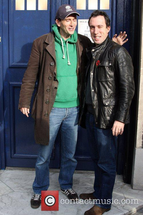 David Tennant and Christian O'connell 6