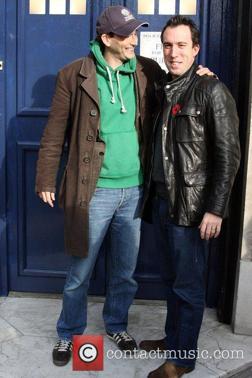 David Tennant and Christian O'connell 7