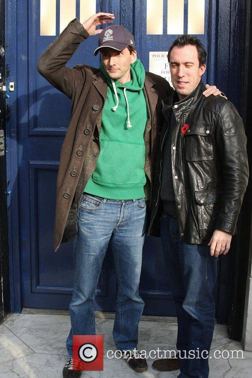 David Tennant and Christian O'connell 8