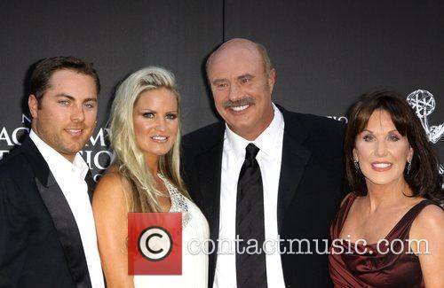 Jay Mcgraw and Phil Mcgraw 1