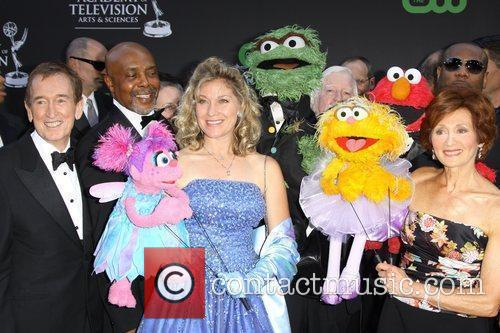 Sesame Street Characters and Sesame Street 2
