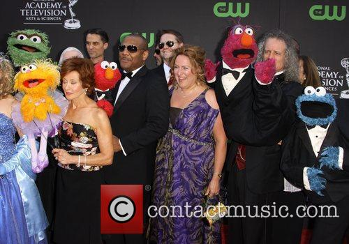 Sesame Street Characters and Sesame Street 1