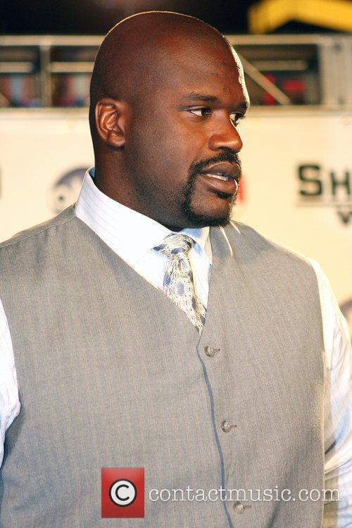 Shaquille O'Neal 3