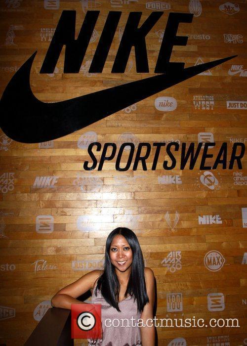 Nike Rep Lena Bautista 2