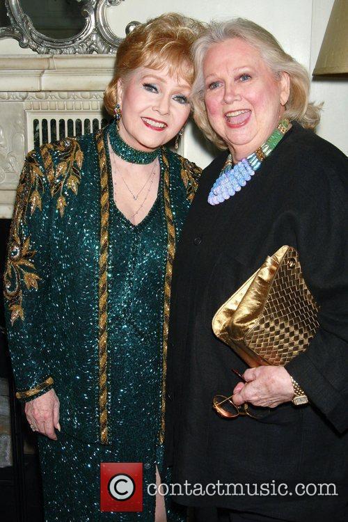 Debbie Reynolds and Barbara Cook 4