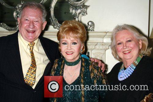 Harvey Evans and Debbie Reynolds 1