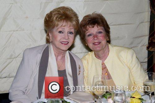 Debbie Reynolds and Anita Gillette 5