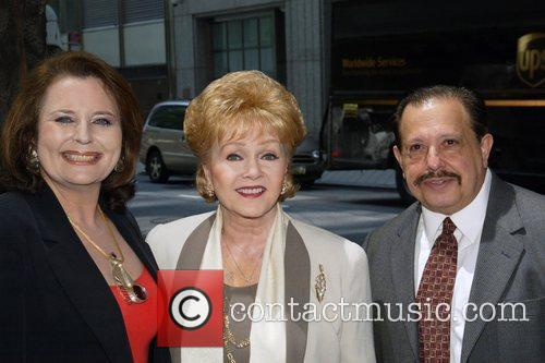 Friars inductee luncheon honoring show business legend Debbie...