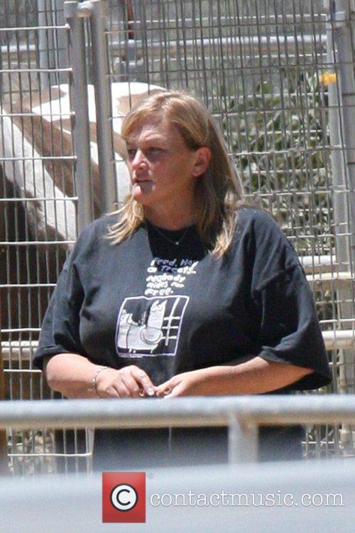 Debbie Rowe, ex wife of Michael Jackson