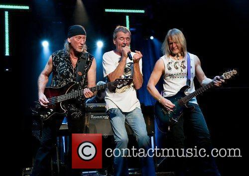 Roger Glover, Ian Gillan and Steve Morse Deep...