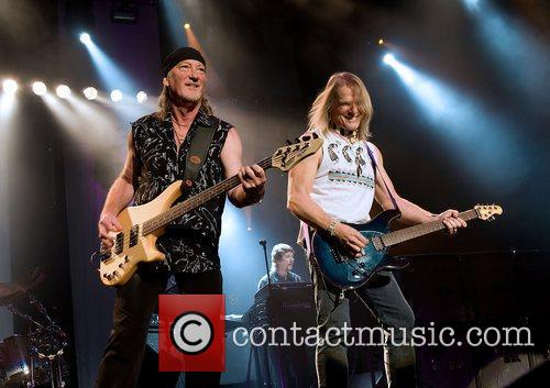 Steve Morse and Roger Glover  Deep Purple...