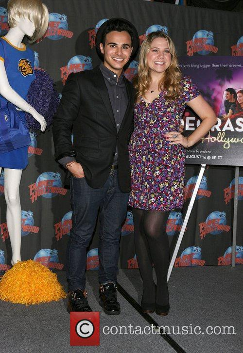 The launch of 'Degrassi goes Hollywood' held at...