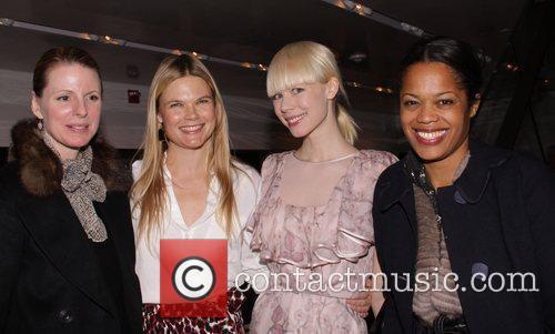 Erin Fetherston, Kate Schelter, Bonnie Morrison Devi Kroell...