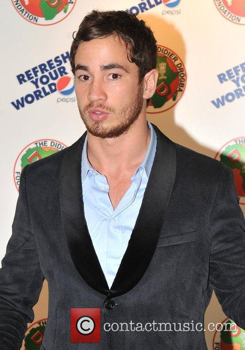 Danny Cipriani The Didier Drogba Foundation Charity Ball...