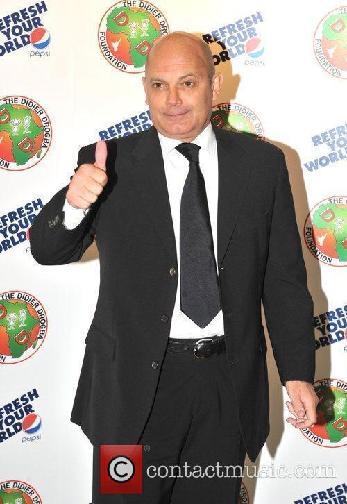 Ray Wilkins The Didier Drogba Foundation Charity Ball...