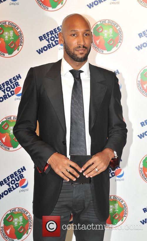Nicolas Anelka The Didier Drogba Foundation Charity Ball...