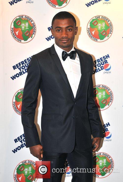 Salaman Kalou The Didier Drogba Foundation Charity Ball...