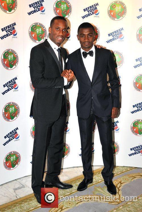 Salaman Kalou, Didier Drogba The Didier Drogba Foundation...