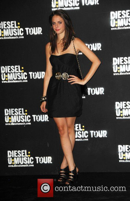 Kaya Scoladario  'Diesel U Music' World Tour...