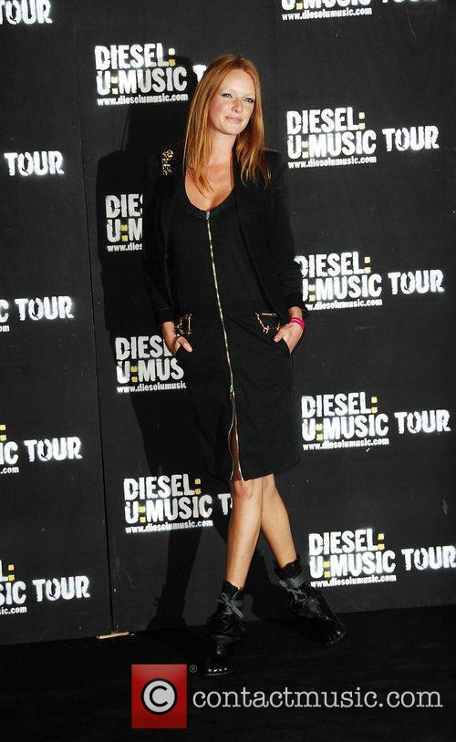 'Diesel U Music' World Tour Party held at...