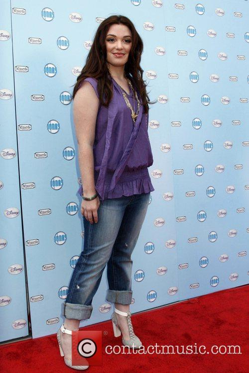 Jennifer Stone Disney Channel's hit series 'Wizards of...