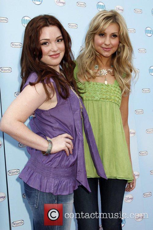Jennifer Stone and Chelsea Staub Disney Channel's hit...