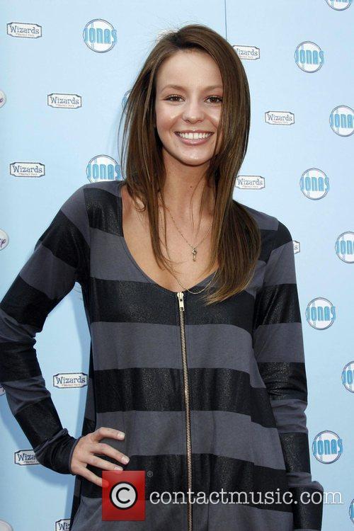 Samantha Droke Disney Channel's hit series 'Wizards of...