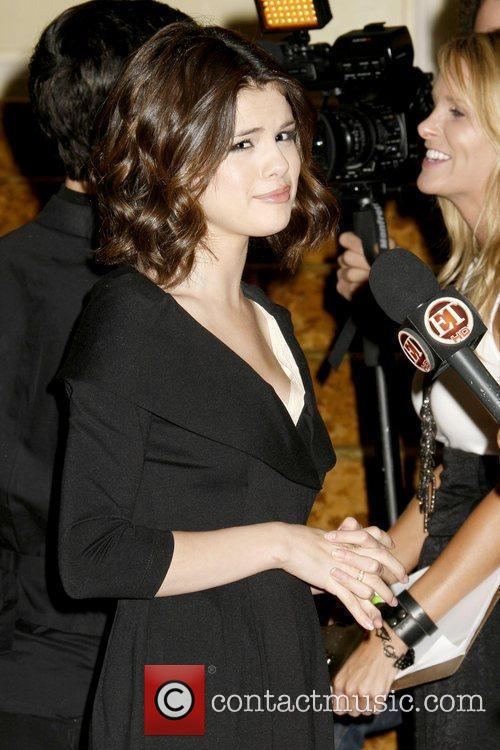 Selena Gomez and Gomez 8